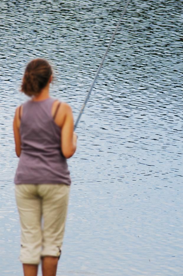 Pêche à Barrandon
