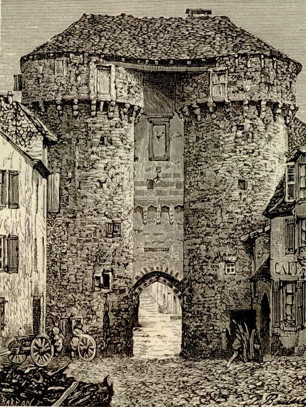 Porte du Soubeyran