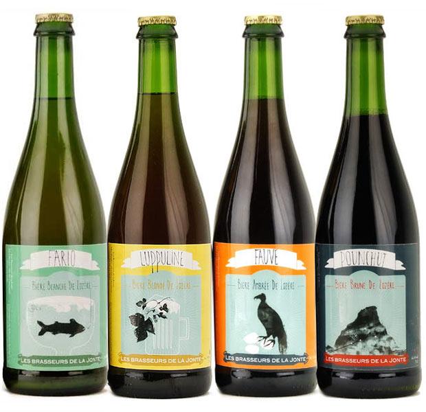 Bières des Brasseurs de la Jonte