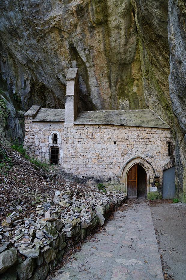 Chapelle Saint Chély du Tarn